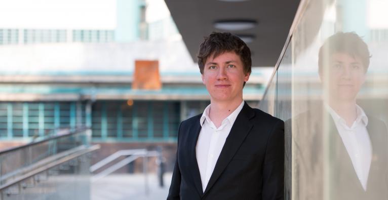 Blockpit-CEO Florian Wimmer