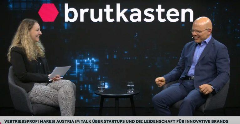 brutkasten Talk Maresi Austria
