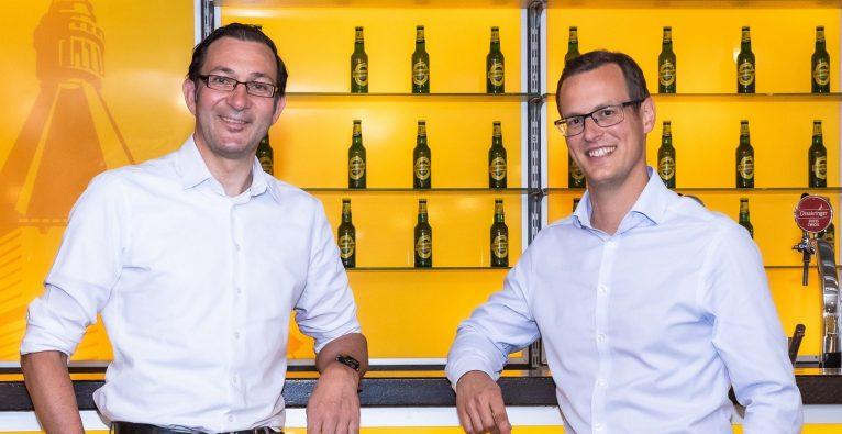 Tobias Frank und Harald Mayer Ottakringer