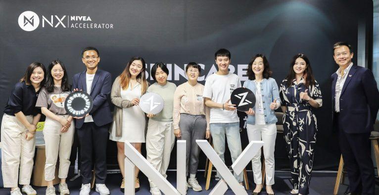 NX Nivea Accelerator China