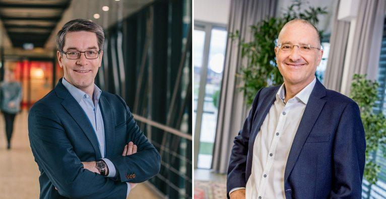 Alexander Birken und Harald Gutschi Otto Group