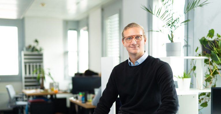 CEO Felix Ohswald