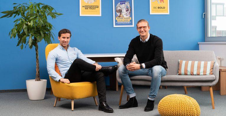 GoStudent: Die Gründer Gregor Müller und Felix Ohswald