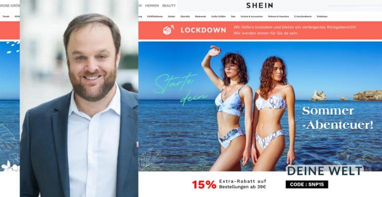 Hirschbrich über Shein