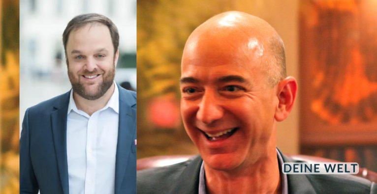 brutkasten-Kolumnist Mic Hirschbrich über Superreiche wie Jeff Bezos und Steuervermeidung