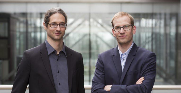 Txture: Die Gründer Thomas Trojer und Matthias Farwick
