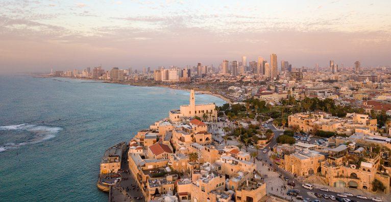 Tel Aviv © Unsplash