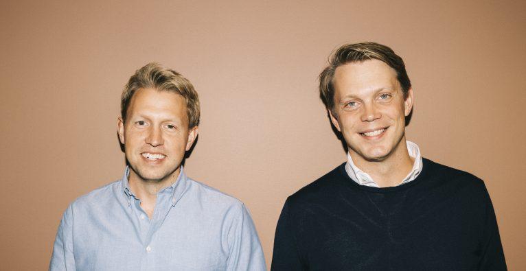 Tink-CEO Daniel Kjellén und CTO Fredrik Hedberg