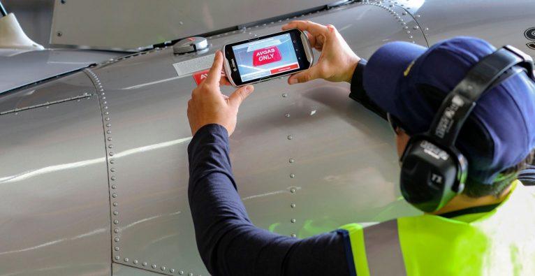 Wikitude, air bp, Flugsicherheit, ARm safe2go, Flugzeug betanken, falscher Treibstoff