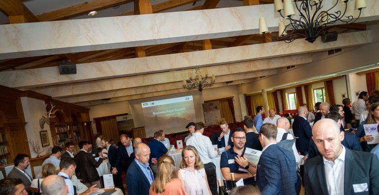 Am Business Angel Summit in Kitzbühel © Standortagentur Tirol