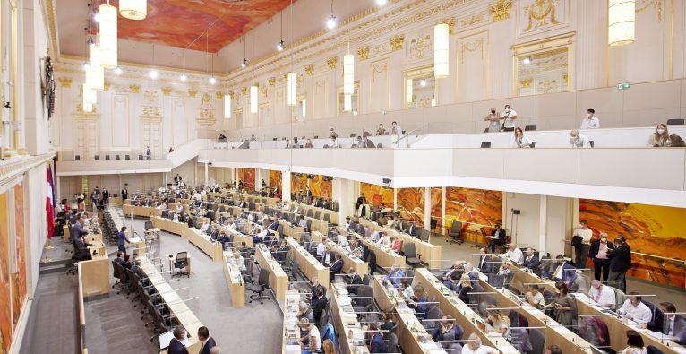 In der Nationalratssitzung am 7. Juli wurde die Insolvenzrechtsreform beschlossen