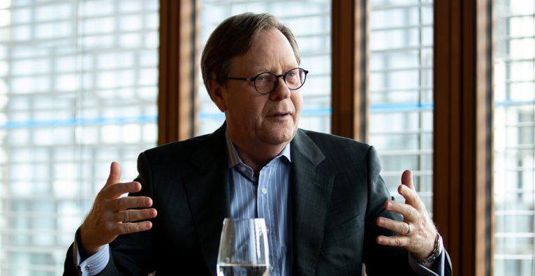 Willibald Cernko, Firmenkundenvorstand bei der Erste Bank Österreich   Foto: © Erste Bank / Sebastian Reich