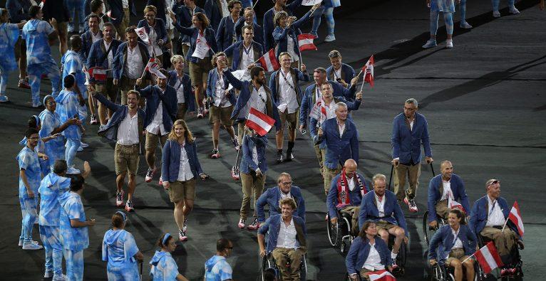 Die Paralympics 2016 in Rio © GEPA