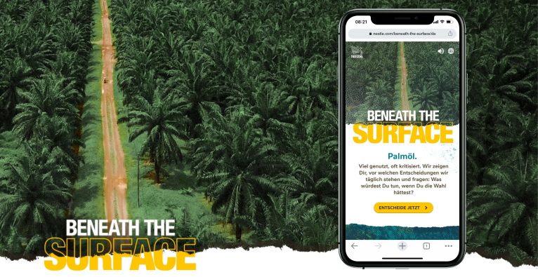 Beneath the Surface Nestlé