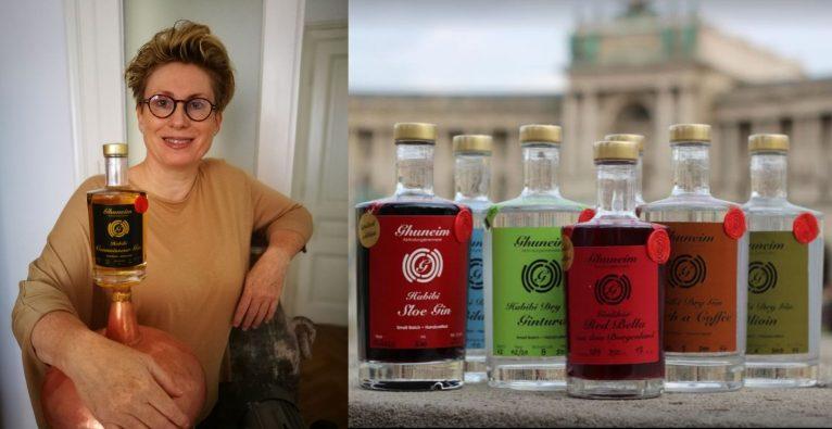 Alexandra Ghuneim Habibi Dry Gin