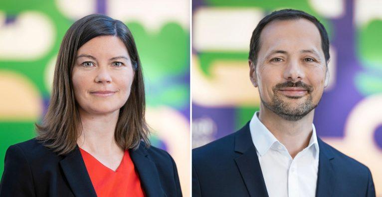 Thalia Österreich Andrea Heumann und Thomas Zehetner