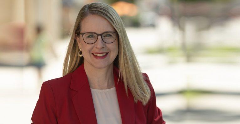 Wirtschaftsministerin Margarete Schramböck verleiht den Staatspreis Innovation 2021
