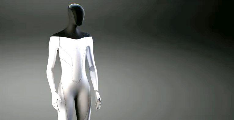 So soll der Tesla Bot aussehen © Tesla