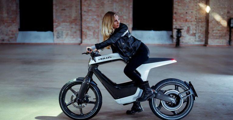 Novus, Elon Musk, Bike, E-Bike, Leichtes Motorrad,
