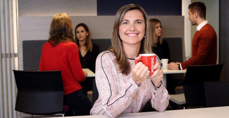 Corinne Emonet Nestlé Österreich