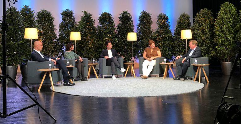 Nachhaltigkeits-Debatte im Rahmen der Initiative