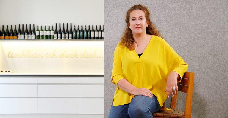 Margit Köffler hat Tip Top Table und Tip Top Frozen gegründet © Köffler