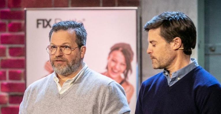 Fix Bottle - Bernhard Paulitsch und sein CFO Markus Setschnagg bei 2 Minuten 2 Millionen