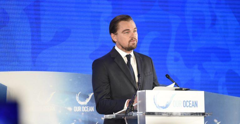 Leonardo DiCaprio bei einer US-Regierungsveranstaltung 2016 - Hollywood-Star steigt bei zwei Laborfleisch-Startups ein
