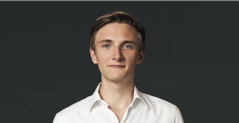 Lukas Zörner, Chief Product Officer bei Penta