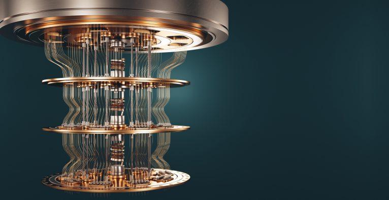 Quantentechnologie - Symbolbild