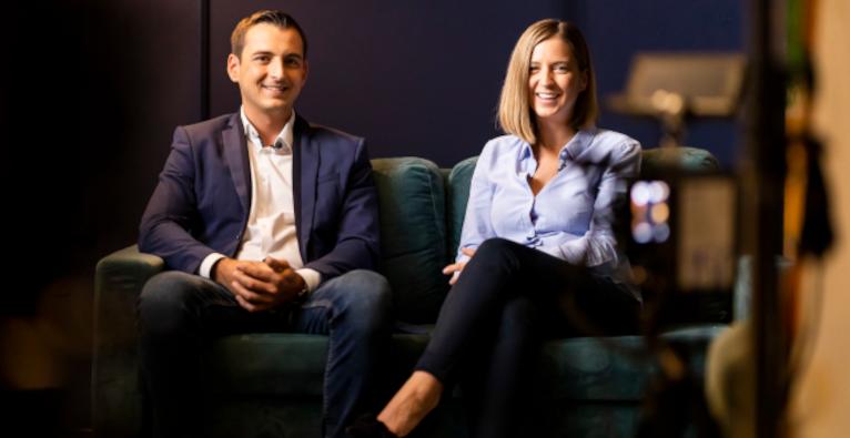 Die beiden Coufounder Dominic und Lisa Lorenz von Rendite Boutique