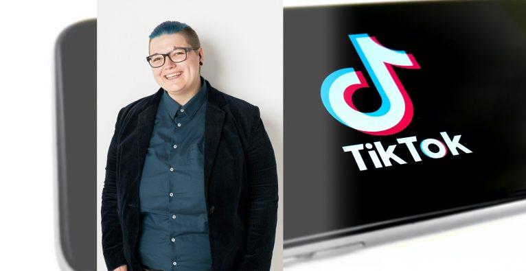 TikTok Unternehmen © Philipp Schönauer/Unsplash/Montage: brutkasten