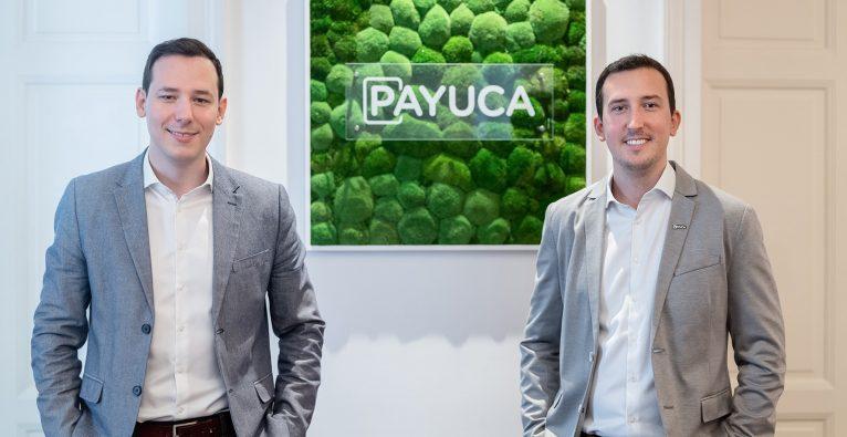 Dominik und Wolfgang Wegmayer von Payuca © Payuca