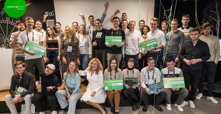 Startup Live Vienna im Talent Garden 2021 © Melanie Windbüchler