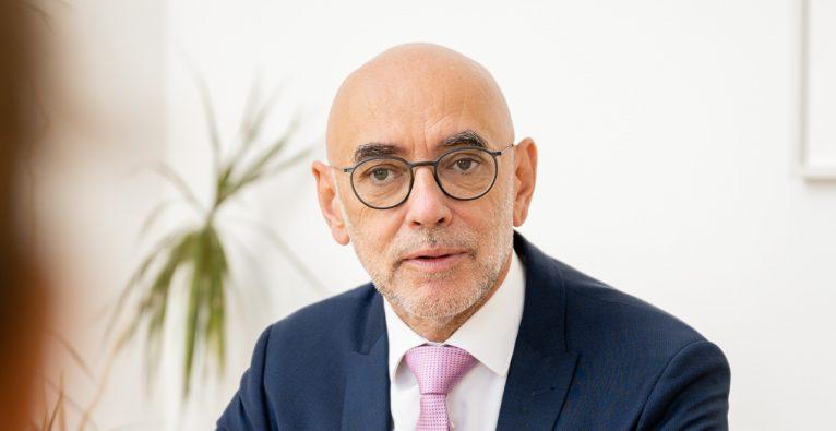 Michael Umfahrer, Präsident der Österreichischen Notariatskammer - 150 Jahre Notariat