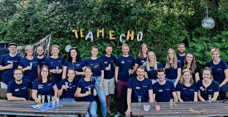 TeamEcho - Das Team des Linzer HR-Startups hat nun eine verkürzte Normalarbeitszeit von 35 Stunden pro Woche