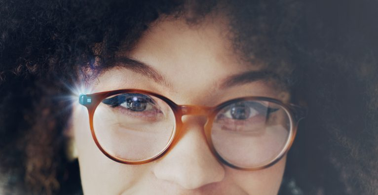 TriLite ermöglicht unauffällige AR/VR-Brillen © TriLite