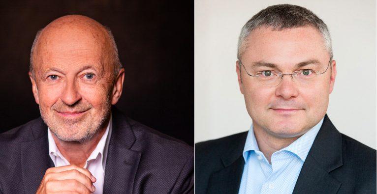 Hansi Hansmann und Markus Ertler © beigestellt/Montage