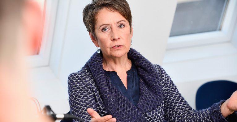 Sabine Herlitschka ist stellvertretende Vorsitzende des Rats für Forschung und Technologieentwicklung © RFTE/Johannes Zinner