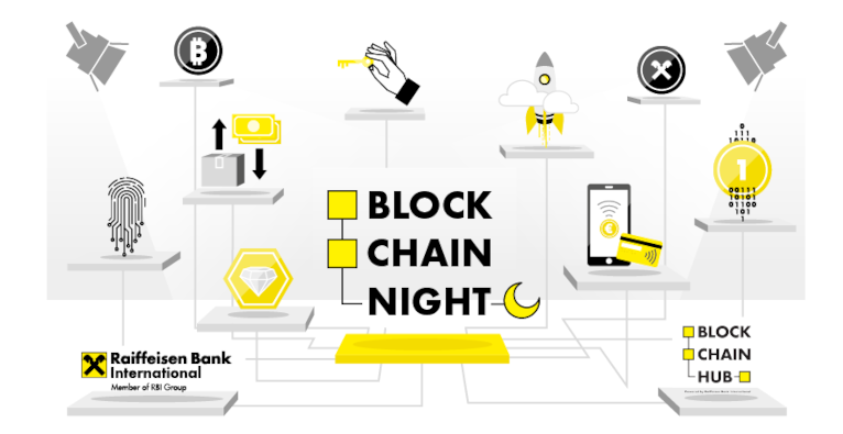 Raiffeisen Bank International Blockchain Night