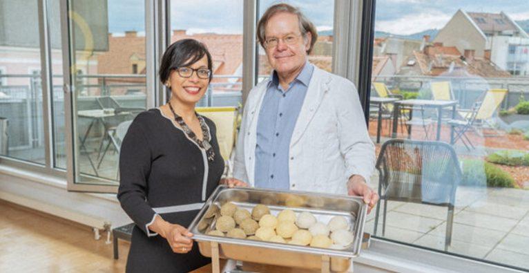 VIFFFF: Das Gründer-Duo Neena Gupta-Biener und Johannes Biener